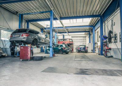 Sigges Karosseriebau und Fahrzeugspezialist Horn Fahrzeugbau KFZ-Werkstatt